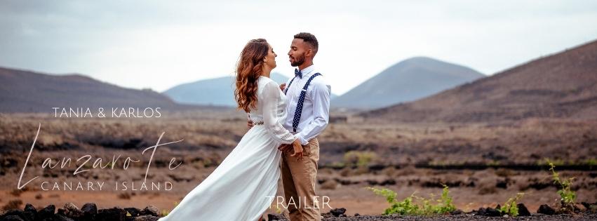 fotografia boda en lanzarote
